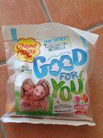 Sucettes Good For You - Produit - fr