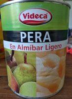 Pera en almíbar Ligero - Produit