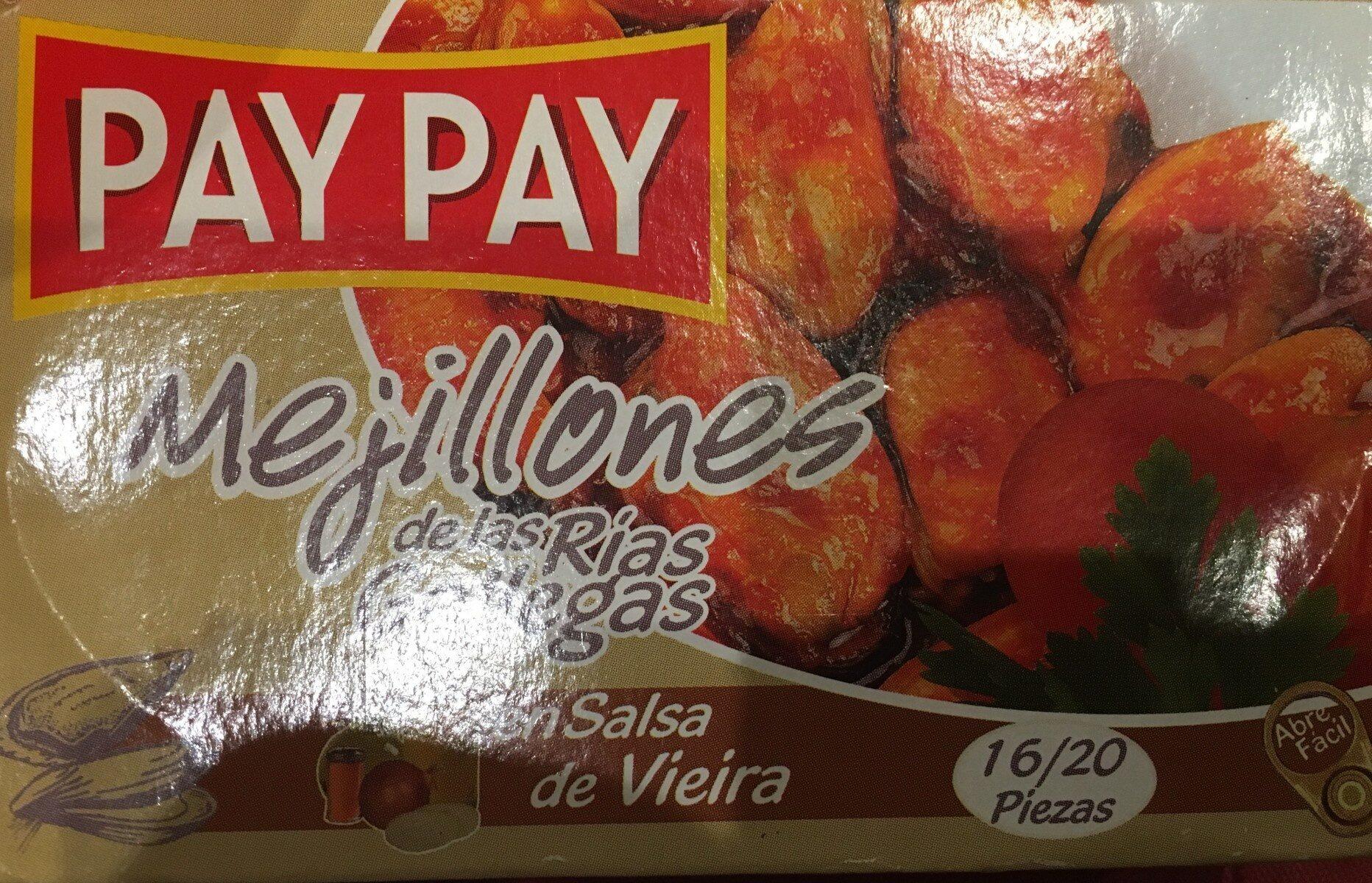 Mejillones - Product - es