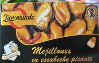 Mejillones en escabeche picante - Produit - es