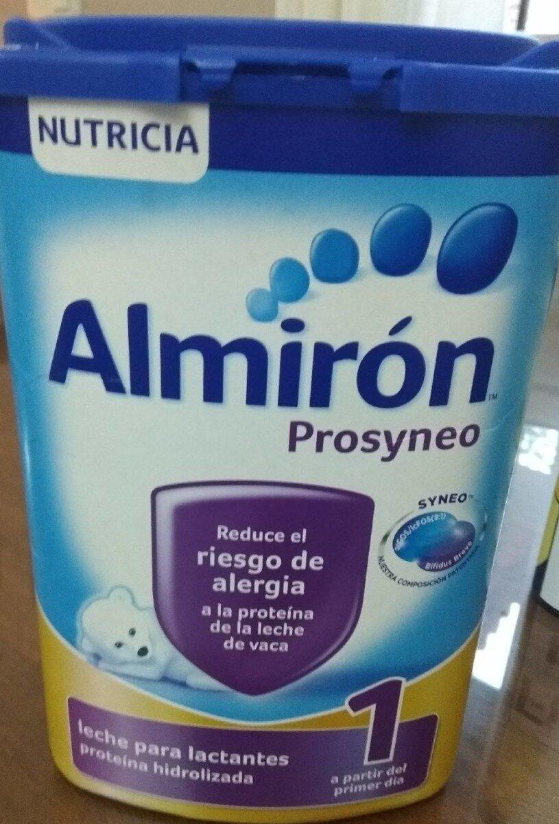 Almirón prosyneo - Informations nutritionnelles - es