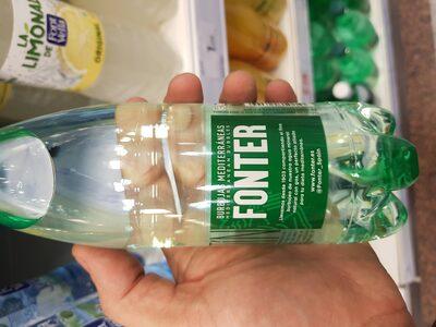 Agua Mineral Natural Con Gas Fonter Botella De 500ML 50187 - Prodotto - fr