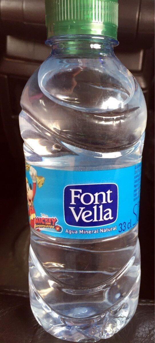 Font Vella - Producte - es