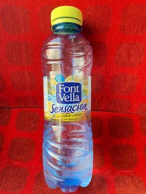 Font Vella sensación sabor limón - Product - es