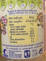 Font Vella Levité Agua Con Zumo De Lima - Nutrition facts - fr