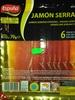 Jamón Serrano - Produit