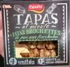 Tapas Al Minuto - Mini Brochettes de Porc aux Fines Herbes - Produit