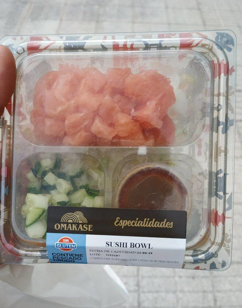 Sushi bowl - Product - en