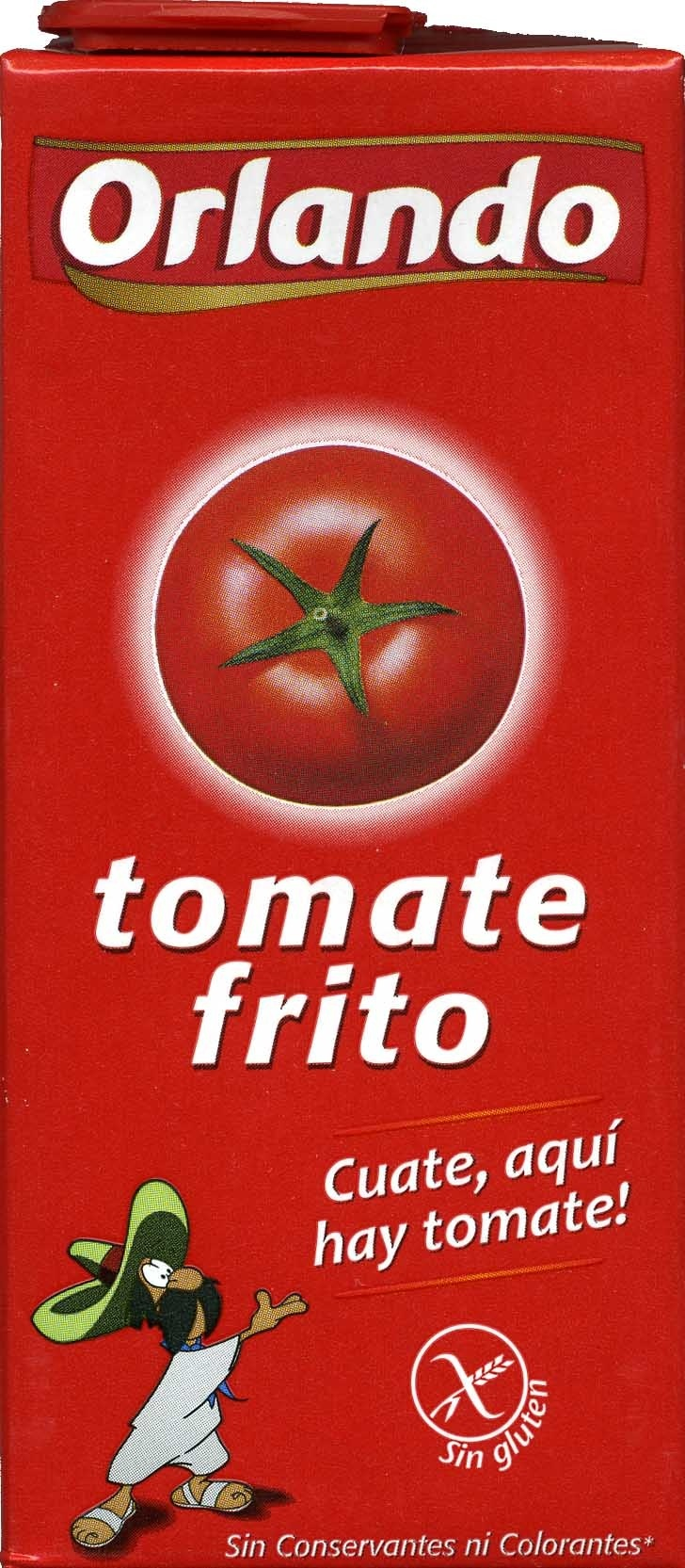 "Tomate frito ""Orlando"" - Product"