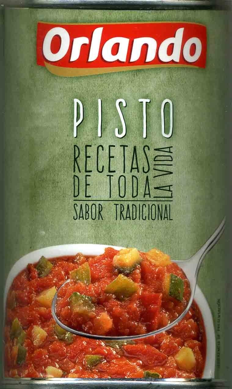 Pisto - Product - es