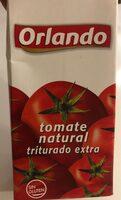 Tomate Natural triturado - Produit