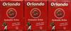 """Tomate frito """"Orlando"""" Pack de 3 - Producto"""