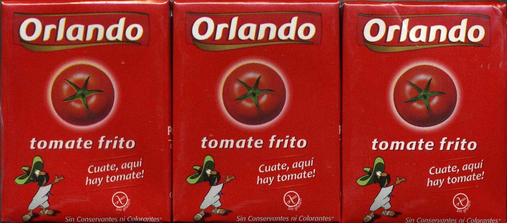 Tomate frito - Producto