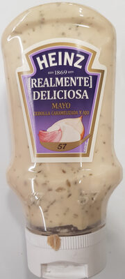 Salsa con sabor a cebolla caramelizada - Producte - es