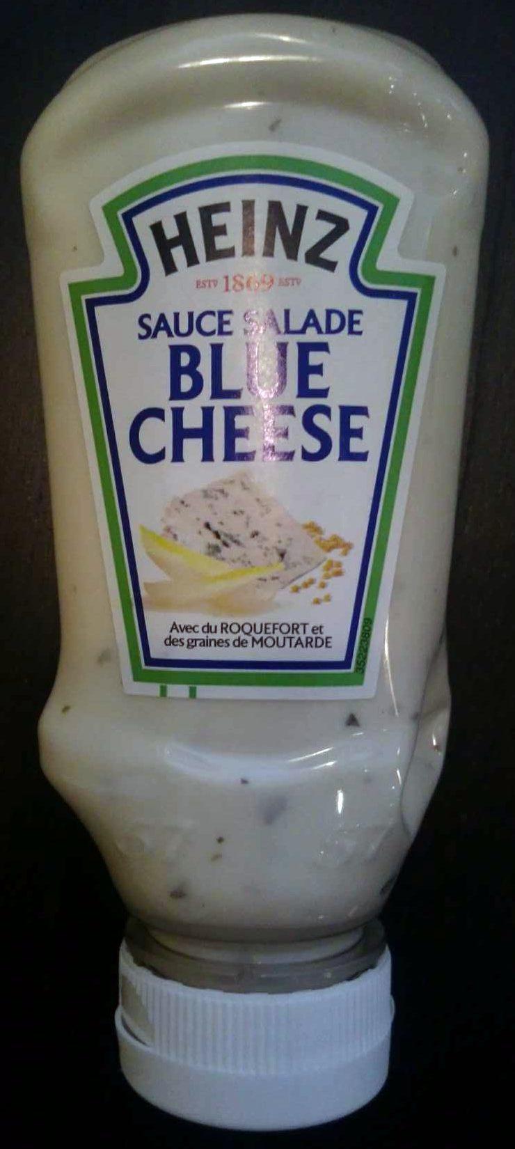 Sauce salade bleu cheese - Produit - fr