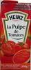 La Pulpe de Tomates - Produit