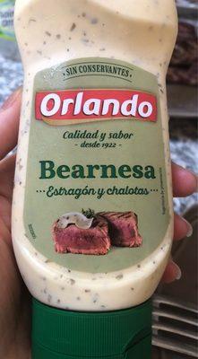 Salsa Bearnesa - Produit