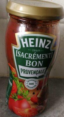 Heinz sacrément bon provencale - Produit - fr
