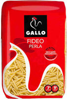 Gallo Pasta Fideos Perla - Produit - fr