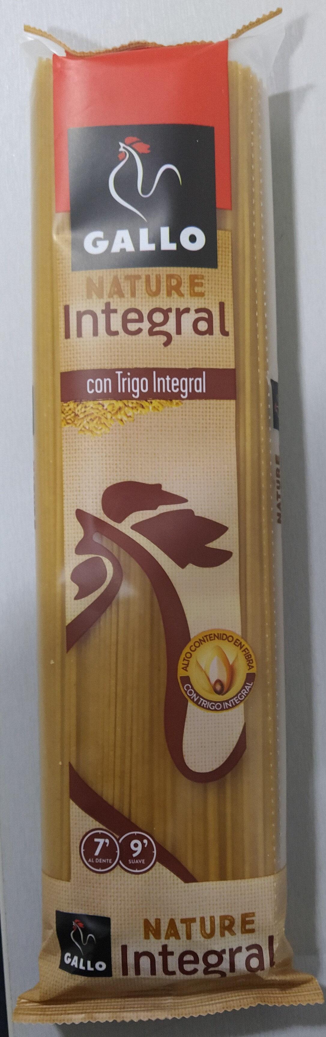 Spaghetti Integral - Produit - fr