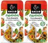 Gallo Pasta Ideal Amanides Tulipes Amb Vegetals (pack 2X500G) - Producto