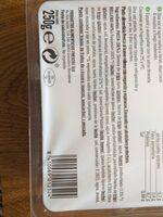 Media Luna Requeson y espinacas - Ingredientes