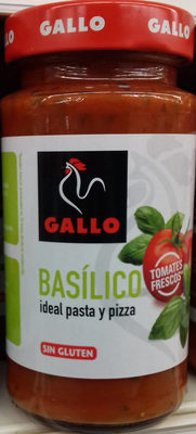 Basílico - Product