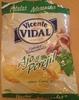 Patatas Artesanales Ajo y Perejil - Producto