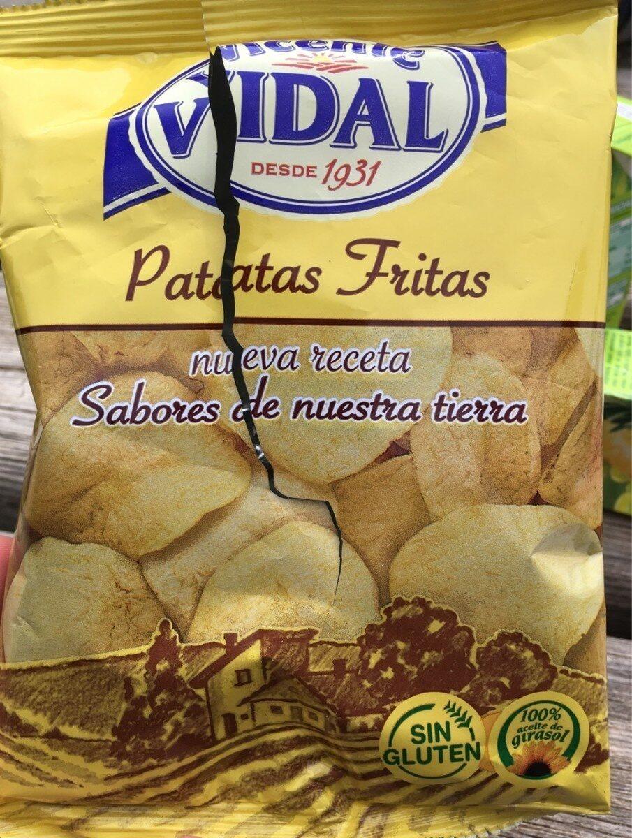 Patatas Fritas Vidal - Product - fr