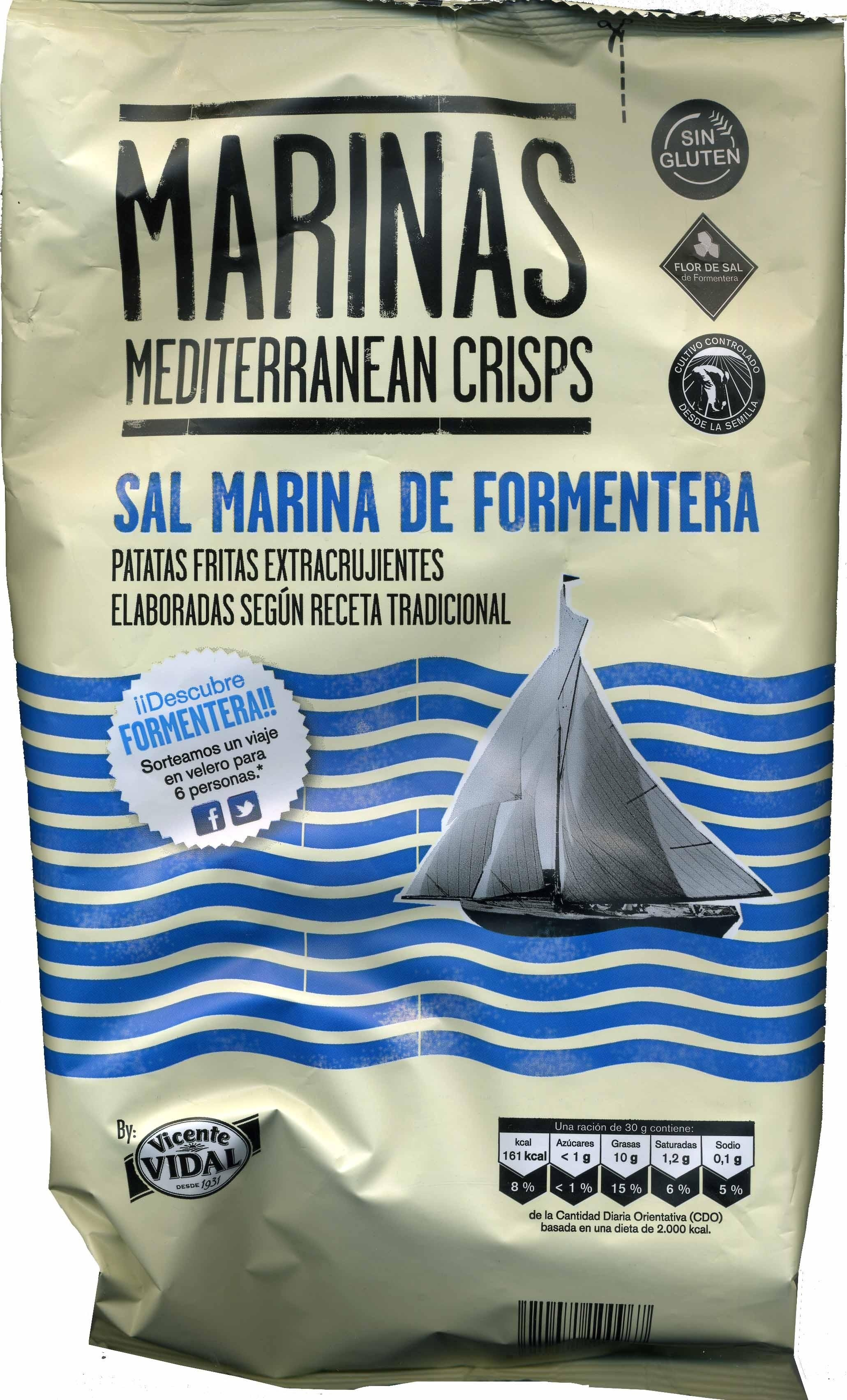 Marinas sal marina de Formentera - Producto - es