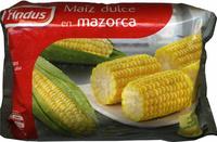 "Maíz dulce en mazorca congelado ""Findus"" - Producte"