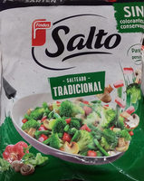 Salteado Tradicional - Produit - es