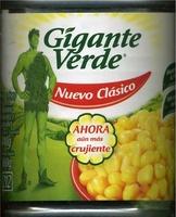 Maíz dulce en grano en conserva - Producte