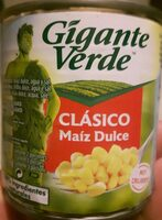 Maíz dulce latas - Produit - fr