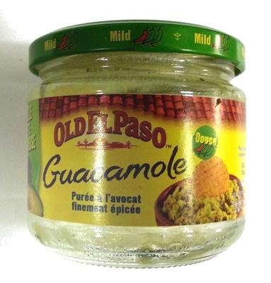 Guacamole Mild Purée à l'avocat finement épicée - Product