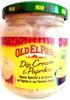 Dip Cream & Paprika Douce - Produit