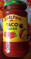 Taco Salsa - Produkt