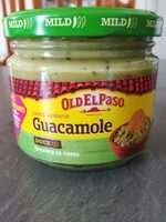 Sauce apéritif guacamole doux - Produit - fr