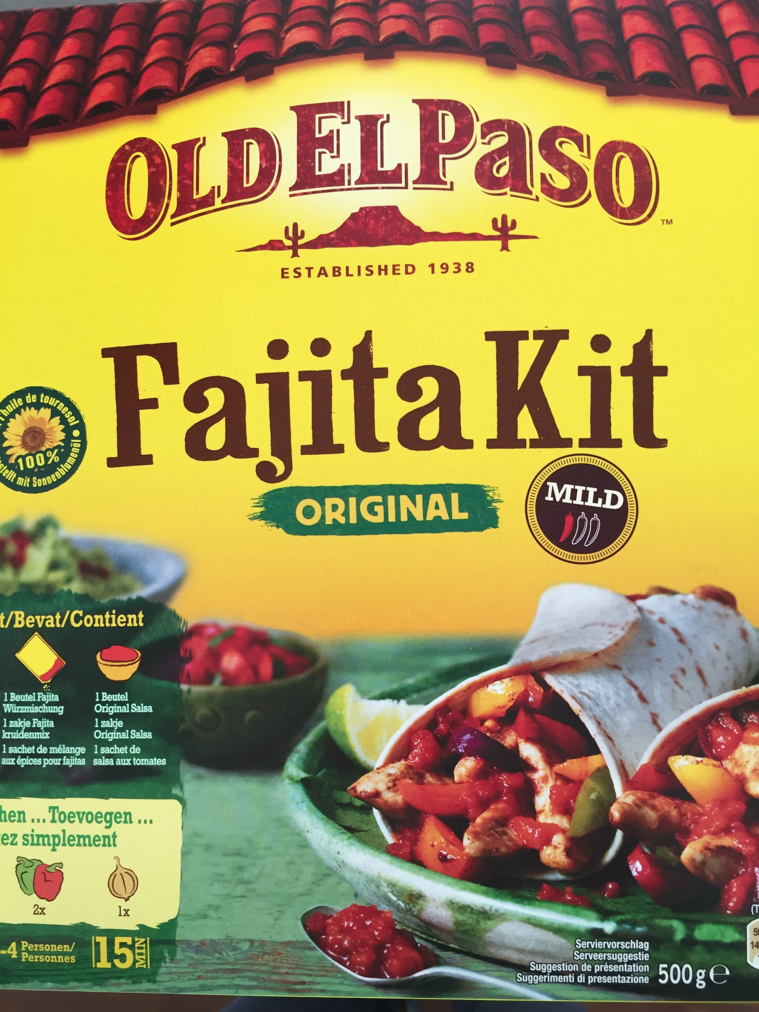 Fajita Kit - Produit - fr