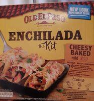 Enchilada Kit CHEESY BAKED MILD - Produit - fr