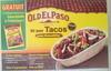 Kit pour tacos avec panadillas - Produit