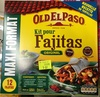 Kit pour Fajitas Original (maxi format) - Product