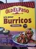 Kit pour burritos Original doux - Prodotto