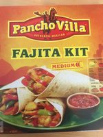 Fajita Kit Medium 483g - Prodotto - fr