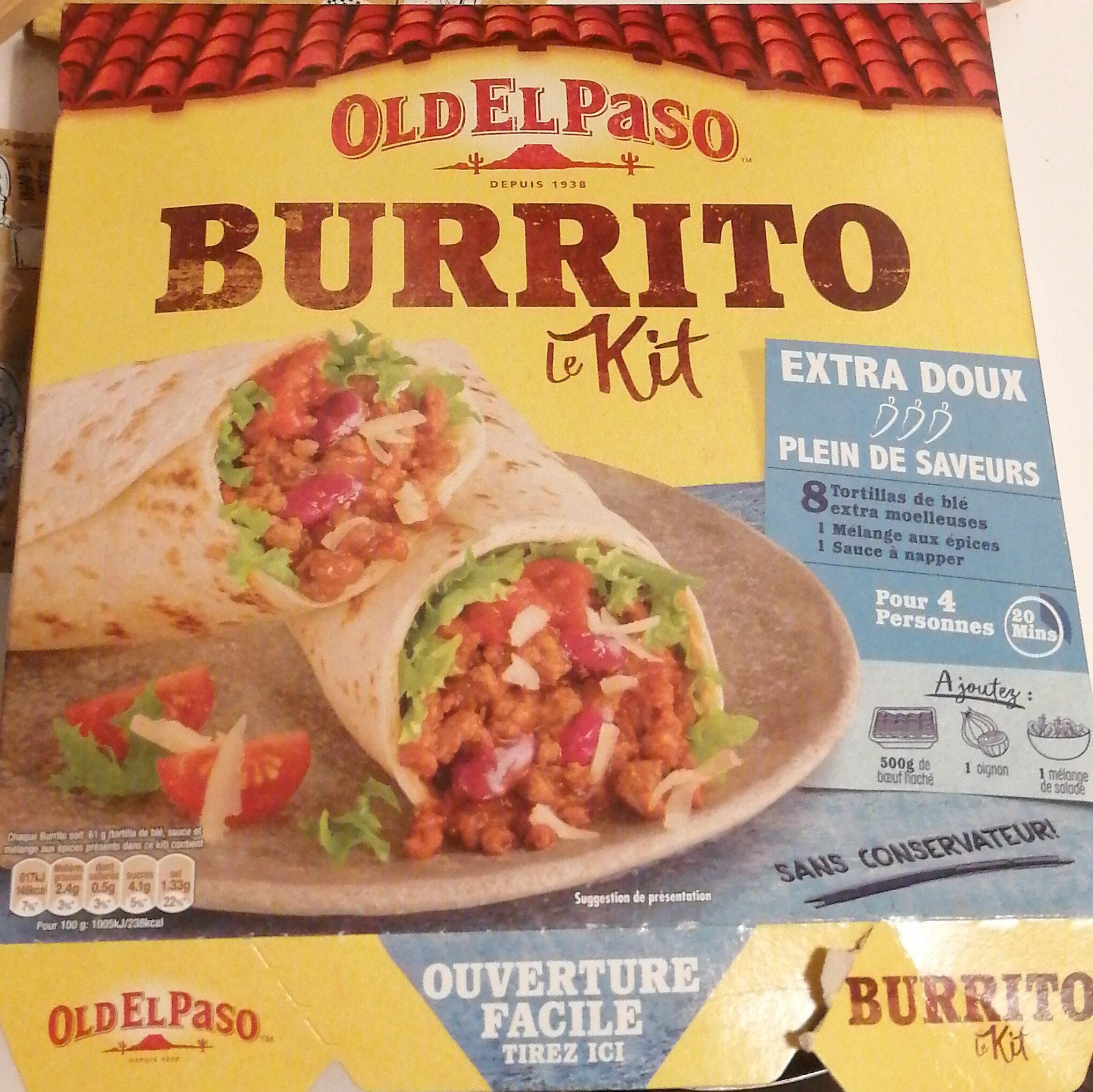 Le Kit Burrito - Prodotto - fr