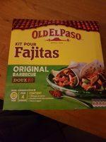 Kit pour Fajitas - Product - fr