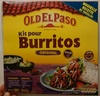 Kit pour Burritos Original Doux - Product