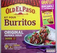 Kit pour buritos original - Product