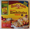 Kit pour enchiladas - Produit