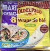 Wraps de Blé nature - Extra moelleux - Prodotto